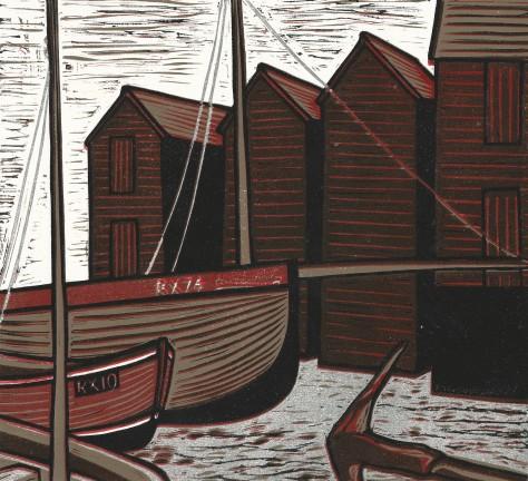 Huts and Boats